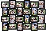 Eliware Bilderrahmen Collage für 24 Fotos