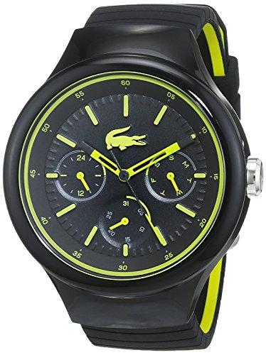Lacoste Watches 2010867 Orologio Unisex, Nero