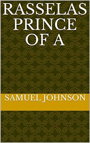 Rasselas Prince of A (English Edition)
