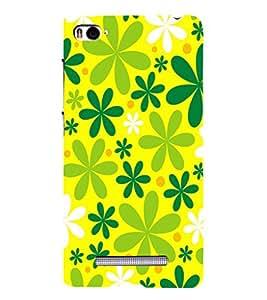 EPICCASE Floral power Mobile Back Case Cover For Xiaomi Redmi Mi4i (Designer Case)