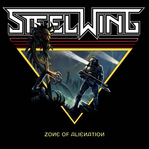 Steelwing: Zone of Alienation (Audio CD)