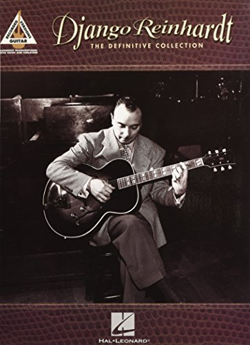 Django Reinhardt - The Definitive Collection: Guitar Recorded Versions