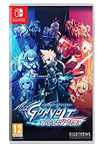 Azure Striker Gunvolt: Striker Pack - Nintendo Switch [Edizione: Regno Unito]