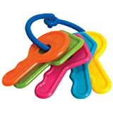 The First Years Learning Curve First Keys Teether, 1 Count, Multi, 2048