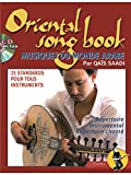 Oriental song book
