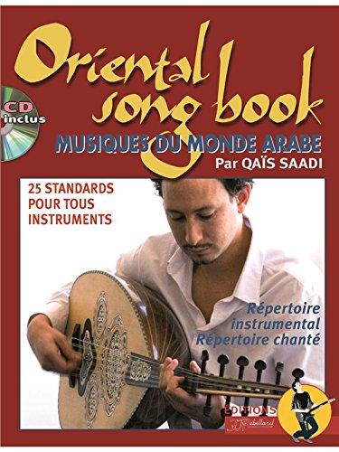 Oriental Songbook + 2 CD