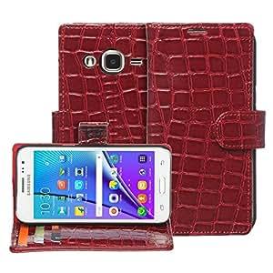 Stardiamond Flip Wallet ID Case Cover For Samsung Galaxy J7