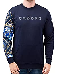 Crooks & Castles Homme Pullover Climb