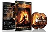 Kaminfeuer DVD - Kaminfeuer XXL – 2 DVD Set mit extra langen Kaminfeuern und dem Knistern von brennendem Holz