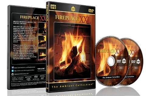 Kaminfeuer DVD - Kaminfeuer XXL – 2 DVD Set mit extra langen Kaminfeuern und dem Knistern von brennendem (Collection 4 Dvd-set)