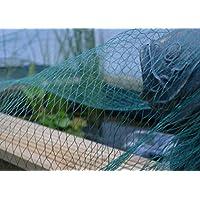 Teichnetz 5 x 6 m Laubnetz Laubschutznetz Gartenteichschutznetz | Gartennetz| Vogelschutznetz