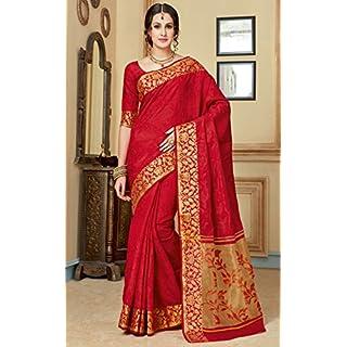 Ashika RUDRAKSHA3 Designer SAREE-Red-SBW2407-VO-Raw Silk