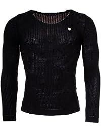Redbridge Designer Herren Strick Pullover Men´s Knitewear R-31502