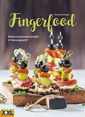 Fingerfood: Kleine Leckereien kreativ in Szene gesetzt