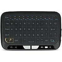 EARME H18 2.4GHz Mini Teclado Inalámbrico Touchpad Ratón Combinado