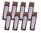 AquaCrest Lot de 8cartouches filtrantes pour Krups F088 TCZ 2003