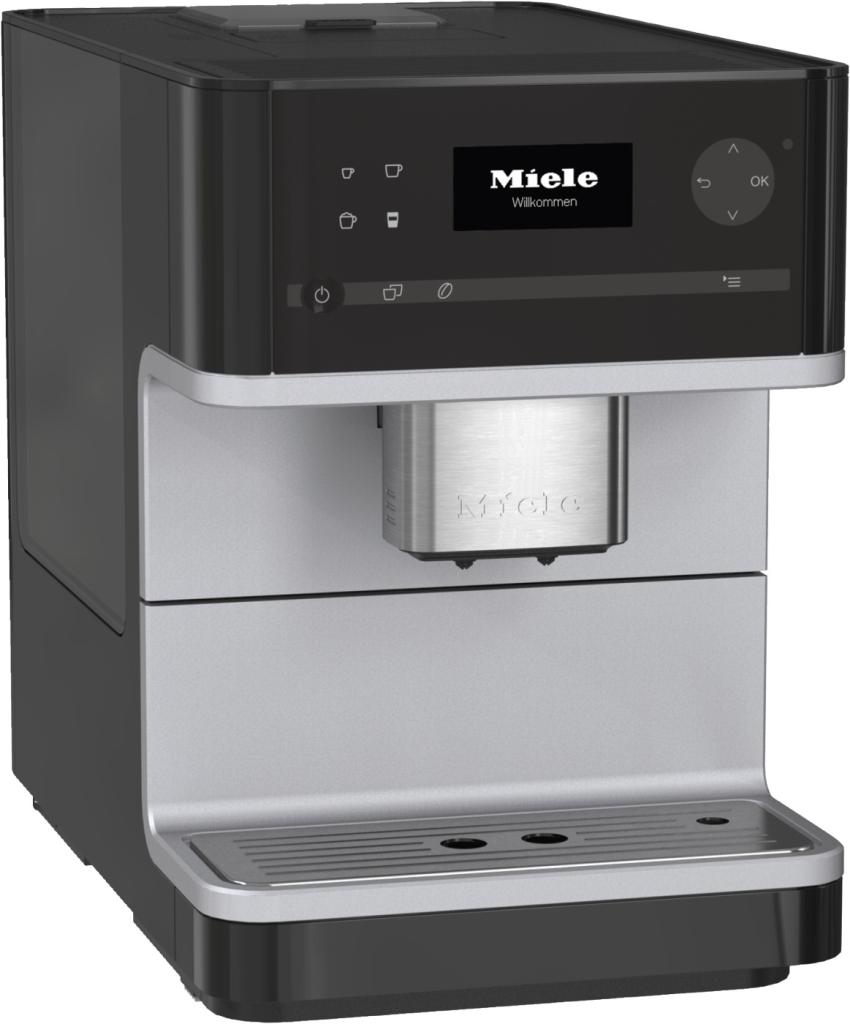 miele cm 6100 machine espresso automatique noir amazon. Black Bedroom Furniture Sets. Home Design Ideas