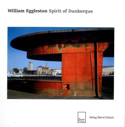 William Eggleston : Spirit of Dunkerque par William Eggleston
