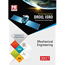 DRDO, ISRO: Mechanical Engineering: Previous Solved Papers - 2017