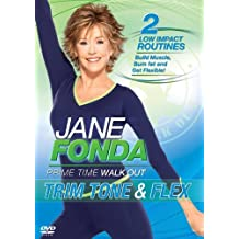 Jane Fonda: Trim, Tone & Flex