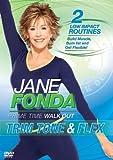 Jane Fonda: Trim .  Tone And Flex [Edizione: Regno Unito] [Reino Unido] [DVD]