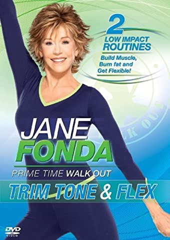 Jane Fonda: Trim . Tone And Flex [Edizione: Regno Unito] [Import anglais]