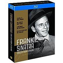 Frank Sinatra : Escale à Hollywood + Un jour à New York + L'inconnu de Las Vegas + Les 7 voleurs de Chicago