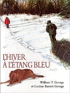 "Afficher ""L'hiver à l'étang bleu"""
