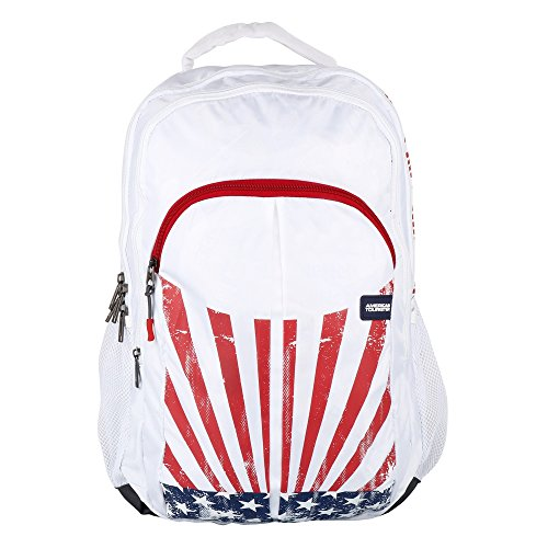 American Tourister ZOOK 01 WHITE 2017 Backpack
