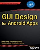 GUI Design for Android Apps (English Edition)