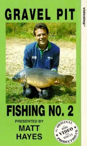 Preisvergleich Produktbild Gravel Pit Fishing With Matt Hayes No. 2 [VHS]