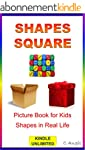 SHAPES: SQUARE: Shapes Picture Book f...