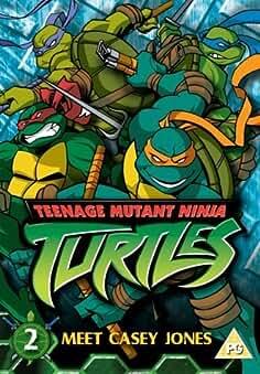 Teenage Mutant Ninja Turtles, Vol. 2: Meet Casey Jones 2003 ...