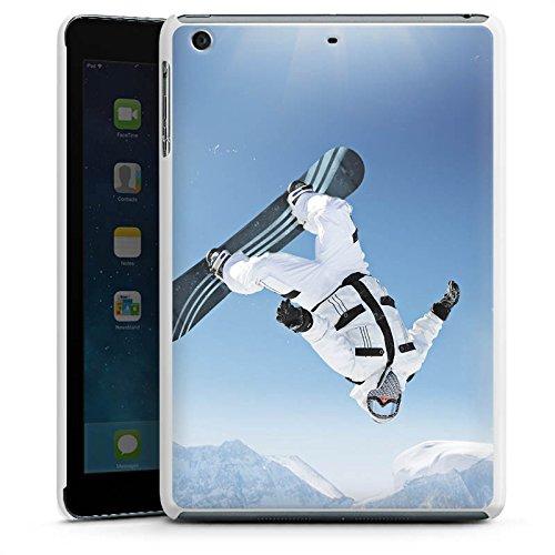 DeinDesign Apple iPad Mini 3 Hülle Schutz Hard Case Cover Snowboard Schnee Berg -