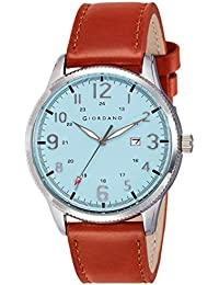 Giordano Analog Blue Dial Men's Watch-A1048-03