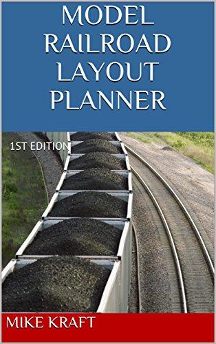 MODEL RAILROAD LAYOUT PLANNER: 1ST EDITION (English Edition) por MIKE KRAFT