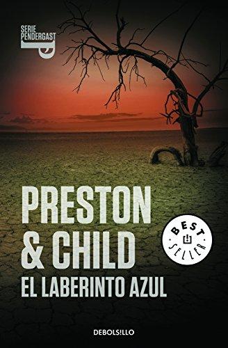el-laberinto-azul-inspector-pendergast-14-best-seller