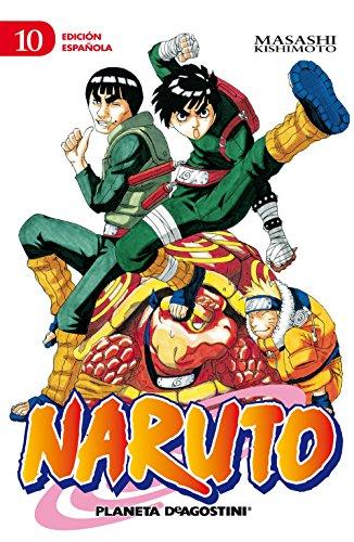 Naruto nº 10/72 (PDA) (Manga Shonen) por Masashi Kishimoto
