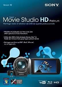 Sony Movie Studio HD Platinum 10