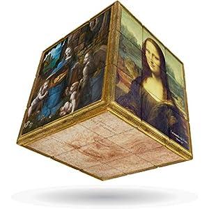 machebelcarrello v-Cube de Vinci, Color Coloreado, 095145