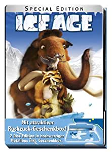 Ice Age (Premium Edition, 2 DVDs im Steelbook) [Special Edition]