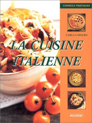 La Cuisine italienne par Carla Capalbo