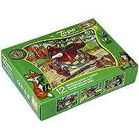 Nachziehtier Spielzeug Raupe f/ür Kinder Jungen M/ädchen Ziehtier Motorikspielzeug Die Kleine Raupe Wirdnichtsatt Lernspielzeug