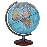 Waypoint Geographic Mariner II Illuminated Desktop Globe, 12""