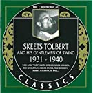 Skeets Tolbert 1931-1940