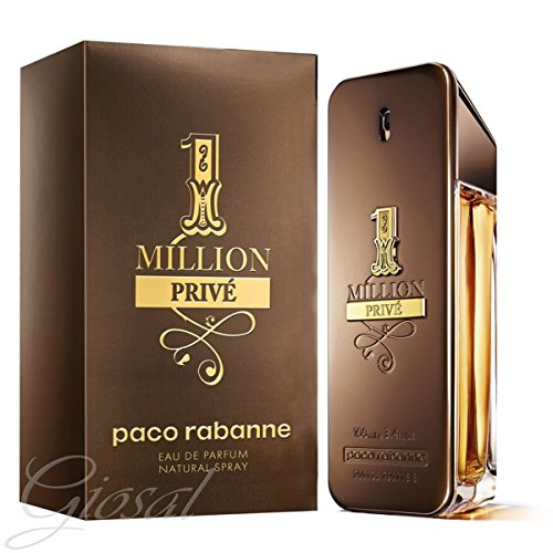 Profumo Uomo Paco Rabanne One Million Privè Eau De Toilette 50ml 100ml GIOSAL-50 ml