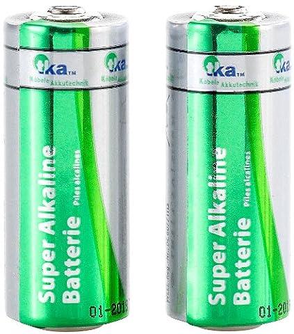 tka Köbele Akkutechnik Batterie LR1 Size N 1,5V im Doppelpack (Lr1 Akku)