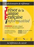 Image de Trésor de la langue française informatisé (1Cédérom)