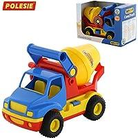 Polesie Wader Construction Truck Cement Mixer