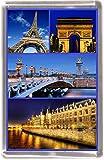 Kühlschrankmagnet Paris frankreich Geschenk Tourist Souvenir